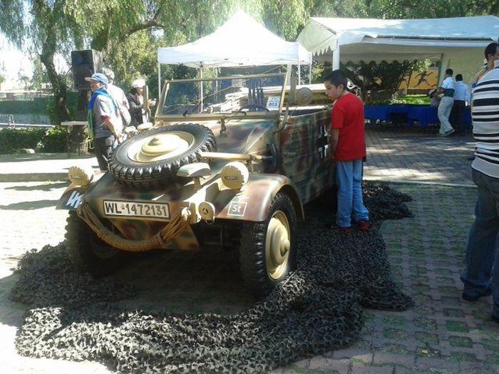 Pocos Kubelwagen Como Este.... : )