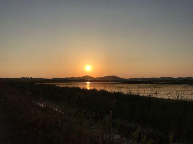 노을 Sunset