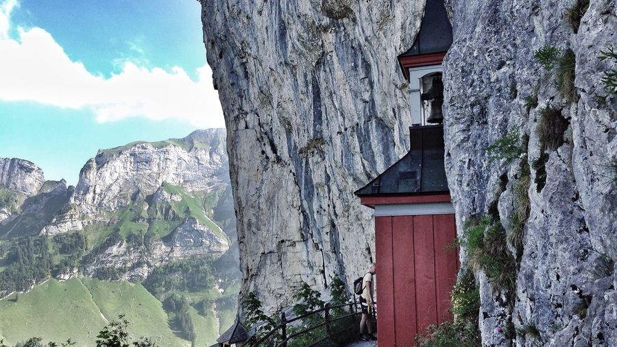 Prehistoric cave of wildkirchli