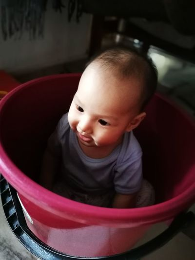 Baby Boy Instadaily Waterbucket