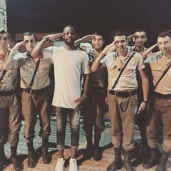 Pascal Nouma'dan asker selamı Helal Olsun Adamgibiadam Pascalnouma Seni Seviyoruz Beşiktaşın Cocugu Kral Cok Sevdik Be Abi