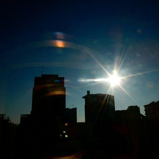 Lens Flare Sun