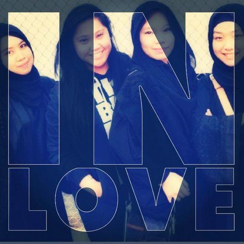forever BFF's LetterFX Love Sisterforever