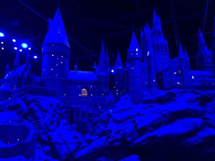 Makingofharrypotter Hogwarts