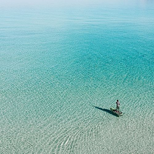 Aerial View High Angle View Water Waterfront Real People Beauty In Nature Day Nature Lifestyles Scenics - Nature Sport Sunlight Sea Tranquility Leisure Activity Rippled Outdoors People Land Men Turquoise Colored