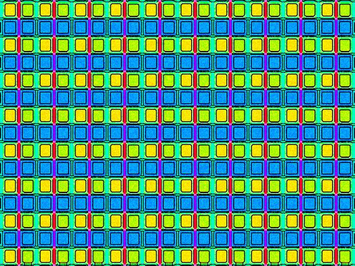 Full frame shot of multi colored lights