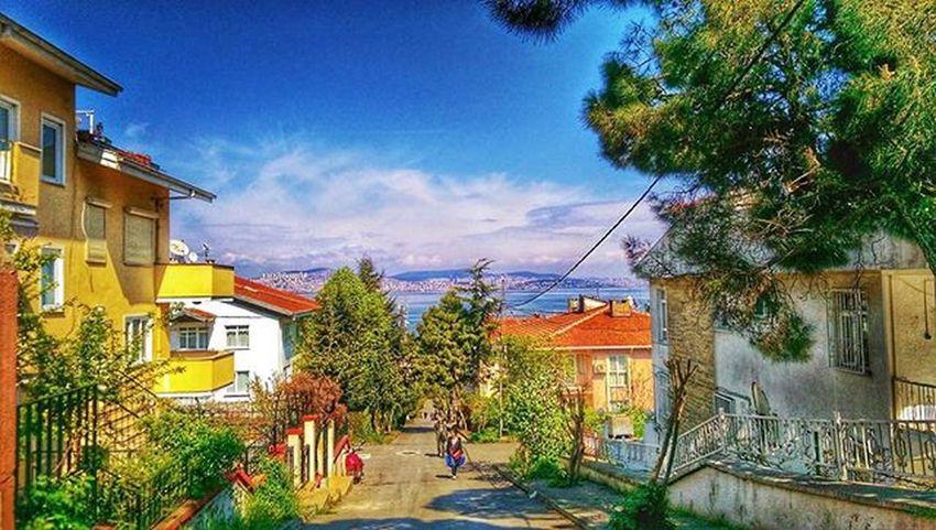 Günaydın hayallerin mawiliklerle buluştuğu bir günden 🙇☺ HDR Hdr_pics Ibrahimatasevn