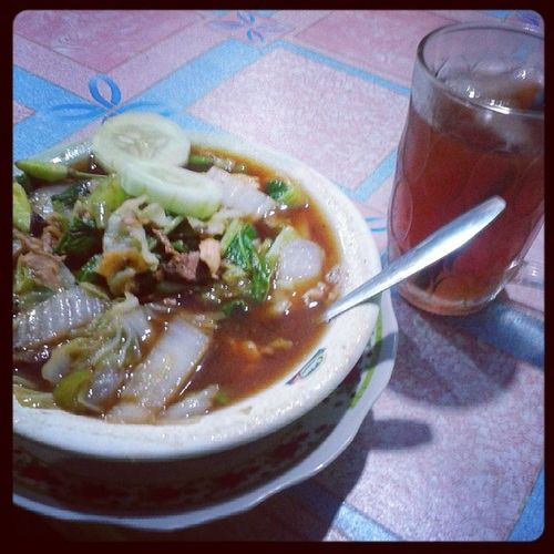 Krengsengan sayur made in Warujayeng Nganjuk Kuliner Diner Food Vegetables JavaFood IndonesianFood Health InstaPic AndroPic InstaNesia BeckApp