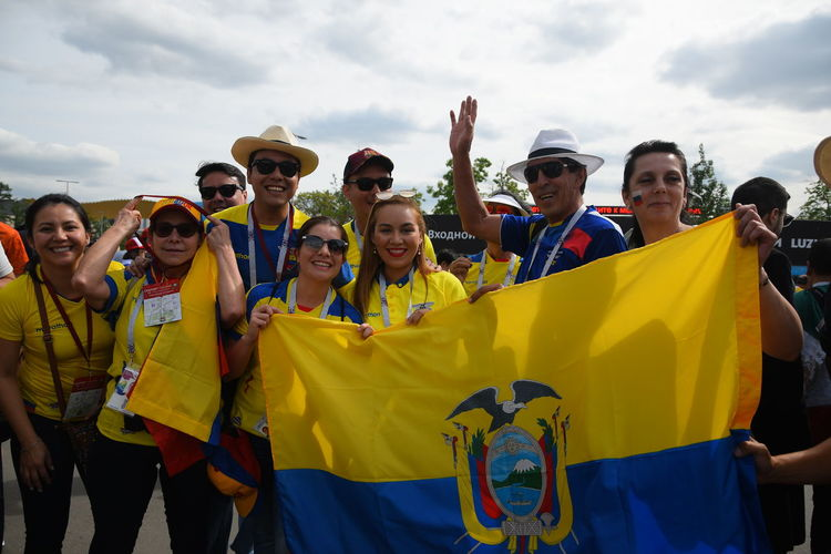 Contact me : roman@alyabev.com Fifa Football Moscow Adult Crowd Day Emotion Fan Fans Females Fifa18 Fifa2018 Flag Group Of People Happiness Human Arm Leisure Activity Lifestyles Looking At Camera Men Outdoors People Portrait Real People Smiling Standing Togetherness Women