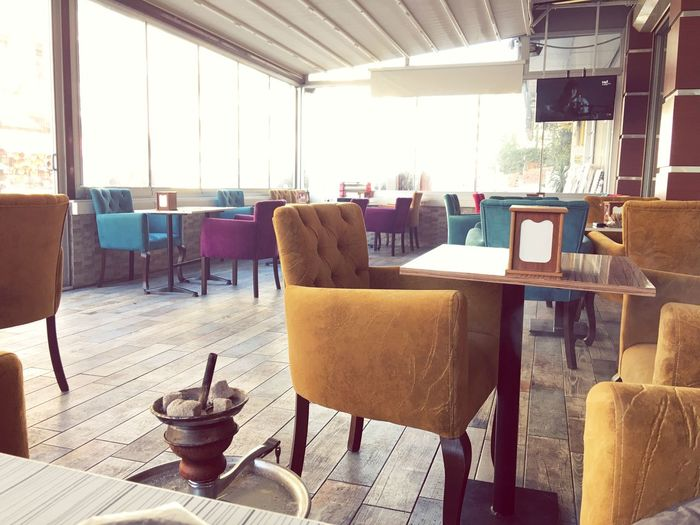 Modern Indoors  Beauty In Nature Izmir Izmirnargile Nargile Nargile Burada Icilir 😜 Cafefilinta