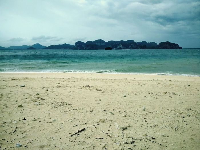 Sea Beach Island Nature