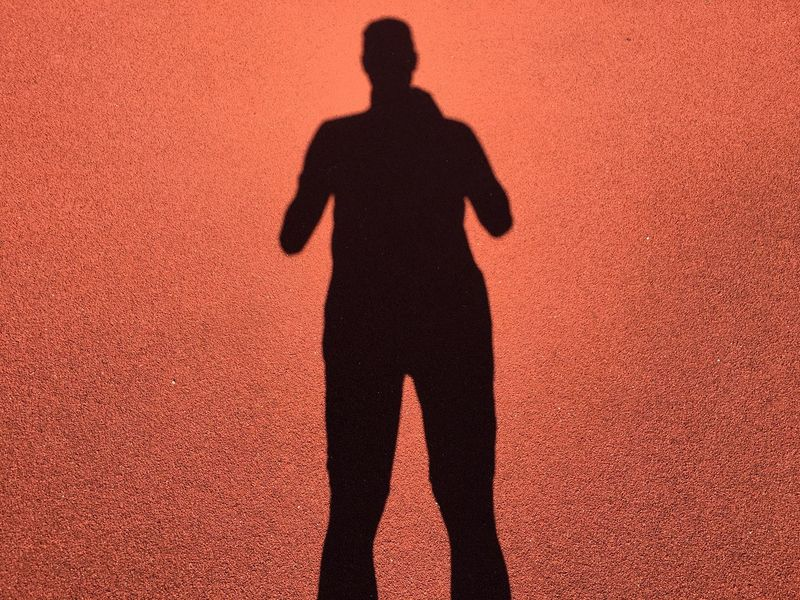 Hot shadow... Silhouette Focus On Shadow Shadow Real People Leisure Activity Men Outdoors One Person Standing Lifestyles Sunset Night People Adult One Man Only Sky Adults Only Only Men Eyeem Market
