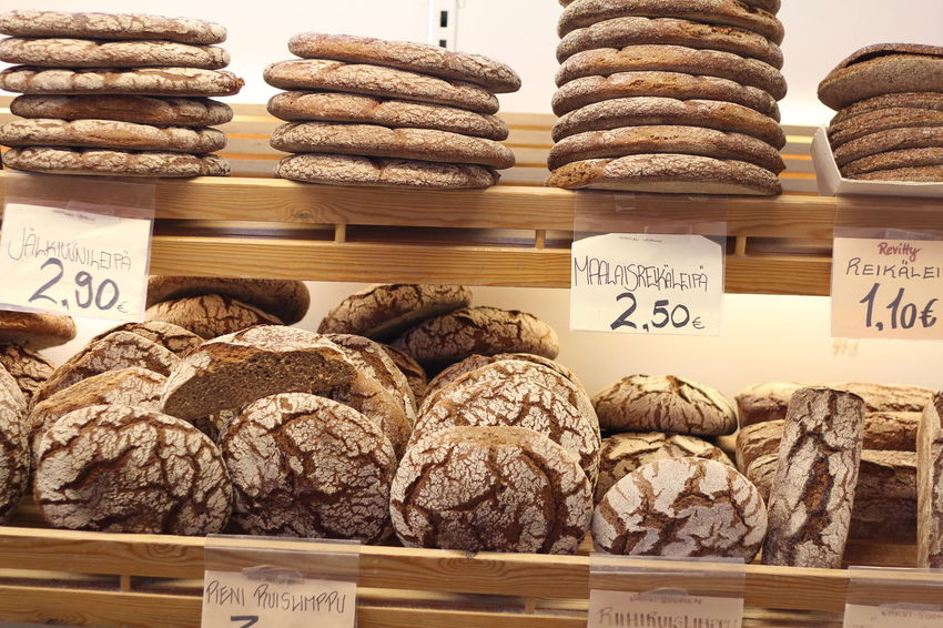 Pictures taken at Hakaniemi Market Hall, no editing, no touching. Abundance Arrangement Bakery Choice Close-up Collection Display Finnish Bakery Finnish Food Food For Sale Freshness Large Group Of Objects Market Market Stall Nordic Baery Order Price Tag Retail  Scandinavian Bakery Scandinavian Food Stack Upclose Street Photography Store The Shop Around The Corner