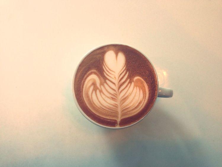 Latteart Rosetta Coffee