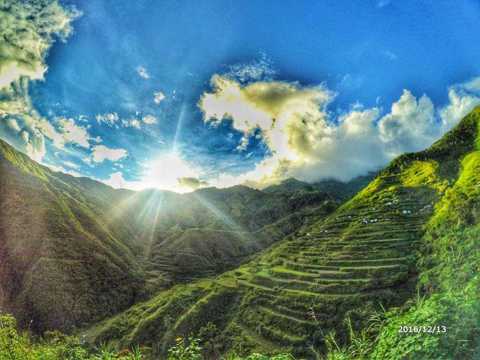 Rice Terraces in Buscalan, Kalinga, Philippines ❤ Photography Nature ExploreKalinga MyYiCam2shots