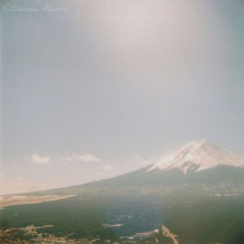 EyeEm Nature Lover Amazing View EyeEm Gallery Winter Mountain Mountfuji 富士山 Filmcamera Baron Six Kodak Portra Yamanashi Japan