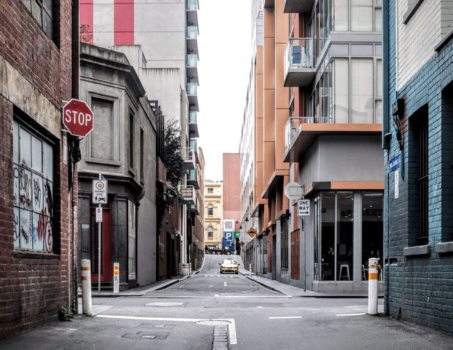 Building Exterior Built Structure Architecture Street City Transportation Residential Structure The Way Forward Car Residential Building Mode Of Transport Land Vehicle City Life City Street Residential District Narrow Diminishing Perspective Outdoors Day Alley