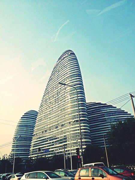 Mtn building Architecture Soho Pekin