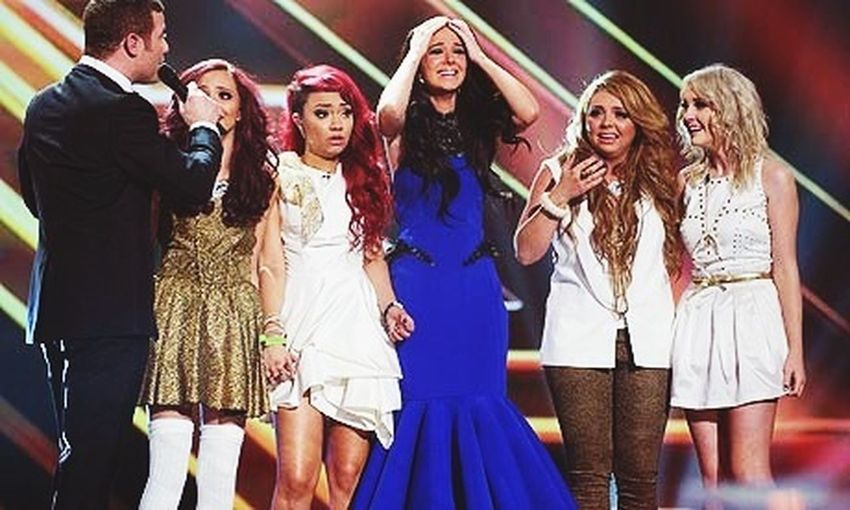Jade Thirlwall Leigh-anne Jesy Nelson Perrie Edwards leighanne still on chock, cutie
