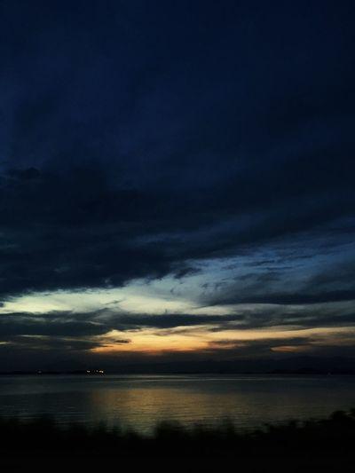 Baia Da Guanabara Sunset Sunset_collection Rio De Janeiro Vscocam VSCO