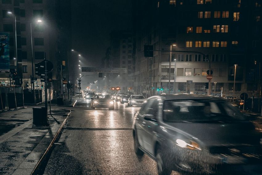 - GOTHAM NIGHTS - Check This Out Nightphotography The Creative - 2018 EyeEm Awards The Street Photographer - 2018 EyeEm Awards Architecture Building Building Exterior Built Structure Car City City Life City Street Illuminated Mode Of Transportation Motion Motor Vehicle Night Rain Road Street Street Light Streetphotography Transportation Wet HUAWEI Photo Award: After Dark