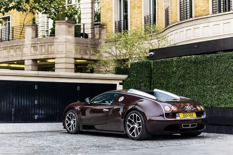 Bugatti Veyron Bugatti London Supercar Hypercar W16 Legend Car
