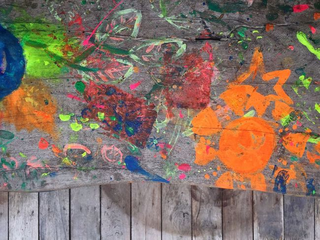 Multi Colored No People Day Outdoors Close-up Wodden Texture Tabletopphotography Abstract Photography Beachbar Wooden Structure Full Frame Popupcolor