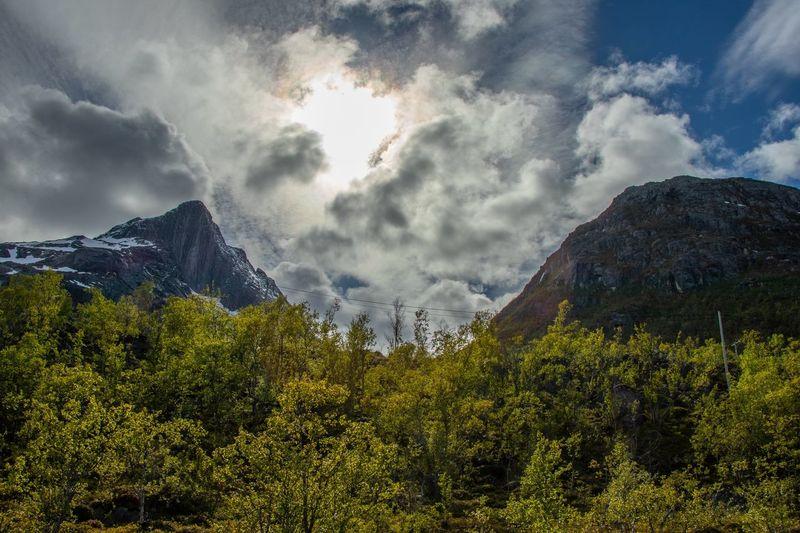 Norway Cloud -
