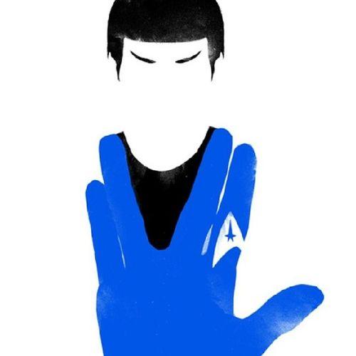 I Will Always Live Long & Prosper. Startrek Geekgirl Awesomeness