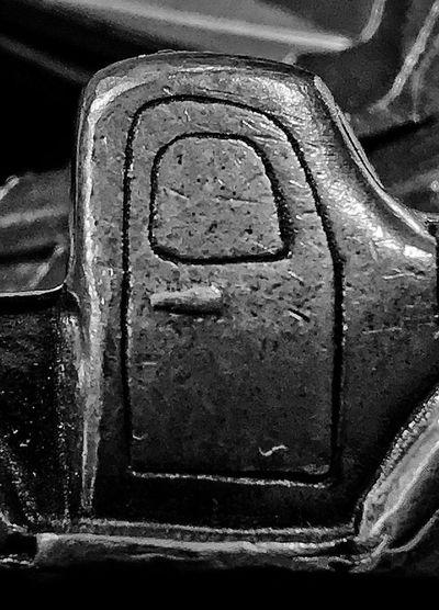 Tiny Truck Keyring TransportationoNo PeoplelOutdoorsr Blackandwhite Photography Close-up Engraved Metal Indoors  Pickup Truck