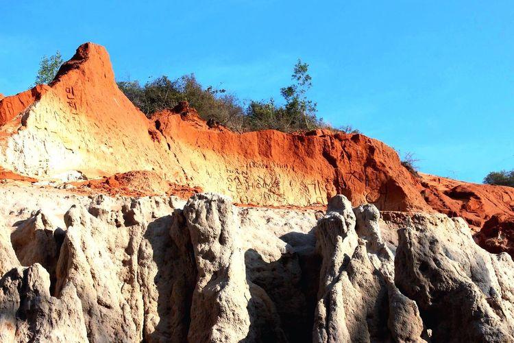 Grand canyon vietnam Nature Geology Beauty In Nature Fairystream Muine Vietnam Breathing Space