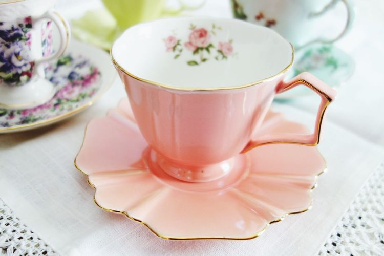 EyeEm Selects Tea Cup Tea Cups High Tea Relax China Fragile Feminine  Relaxation Break Time Take A Break Pastels Pastel Colors Vintage Vintage Teacups Rejuvinating Recharge Comfort Zone Comfort Home Home Sweet Home Marylandisforcrabs🦀