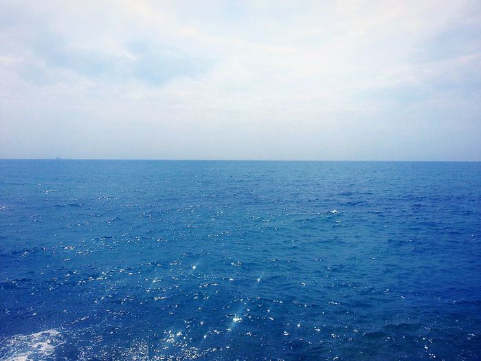 Cobalt Blue By Motorola Sea Sky Sea And Sky Photography By My Cam