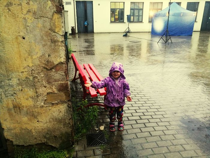 Rain Spot Full