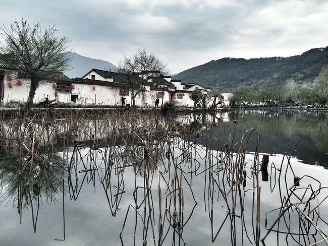 宏村 Relaxing China Beauty Jiangnan