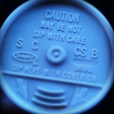 Sip with care people!