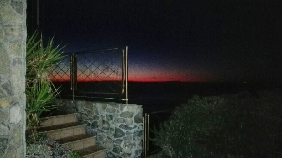 No People Built Structure Outdoors Low Angle View Architecture Nature Day Dawn Of A New Day Ligurian Coast. Liguria - Riviera Di Ponente Water Sky Sea Tranquility By The Seaside Newdayhascome Sea And Sky
