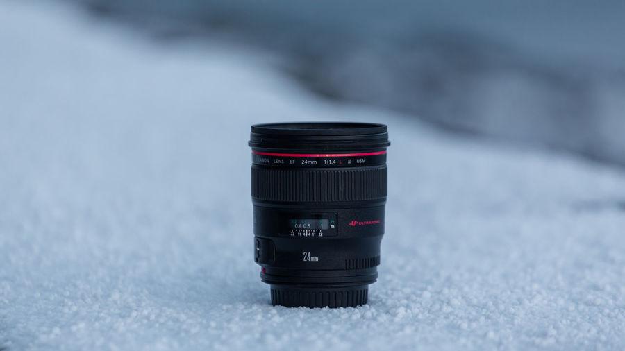 24mm Lens Snow
