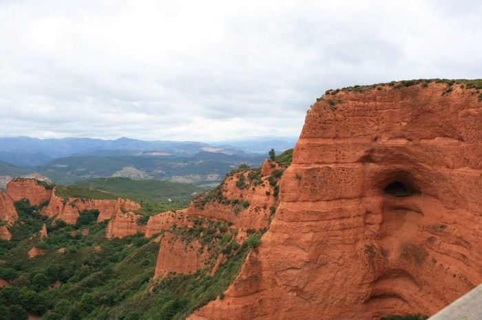 Lasmédulas Galicia Montañas❤ Mountains Mountain Sky Day Tourism Travel Destinations Nature Outdoors No People Beauty In Nature SPAIN España🇪🇸
