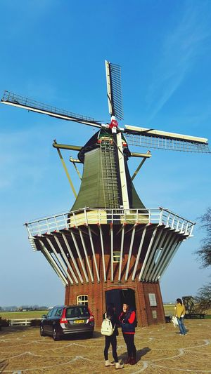 Old Windmill Kekeunhoft Holland Gi_indonesia Instamood Instatravel Instagram