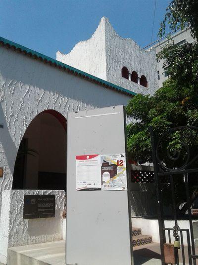 Architecture Built Structure Building Exterior Entrance Door Building Barragán Street Photography Streetphotography Street Wall - Building Feature City