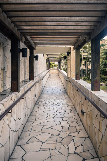 Pathway in a
