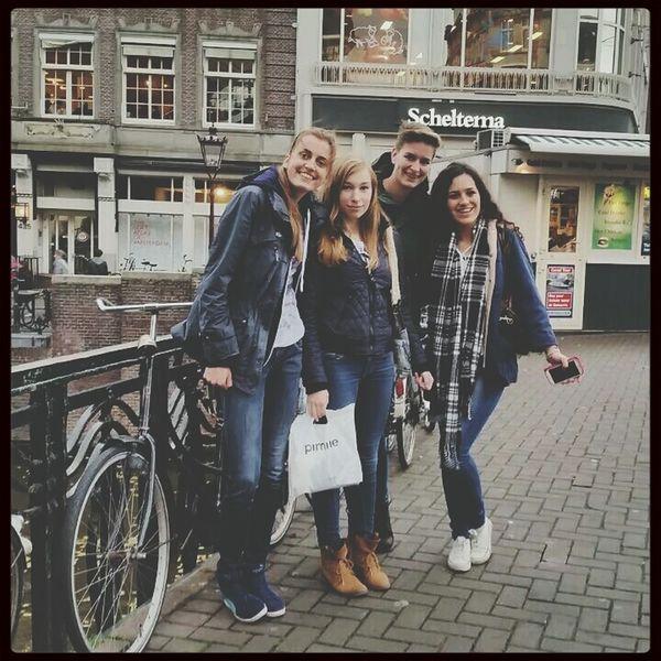 amsterdam Sightseeing Traveling Enjoying Life Hello World