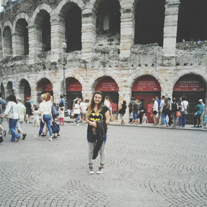 Memories Arena Di Verona, Italy Campo Scuola Summer 2k14 ?❤