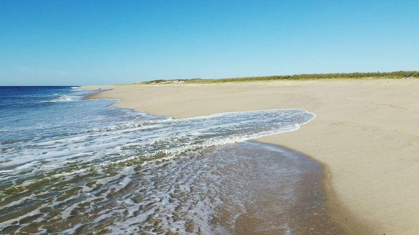 Nantucket Surfside Beach Shore Dunes Pristine Solitude Landscapes With WhiteWall