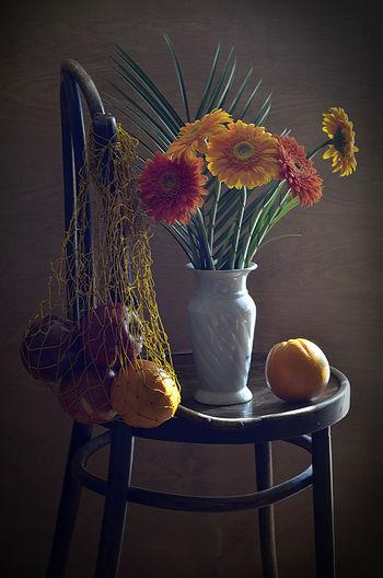Still-Life Vase