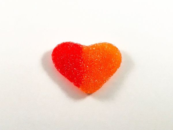 Love ♥ Heart Temptation Sweet Food Sweet Jellybean Jelly Sugar Relationship Couple Lover Romance Inlove Romanticism Romantic Valentine Love Heart Shape White Background Food Food And Drink Red Studio Shot Sweet Food Candy Heart Candy Valentine's Day - Holiday Freshness Unhealthy Eating Ready-to-eat