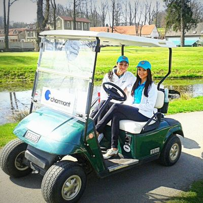 Typicka golfova streda :)