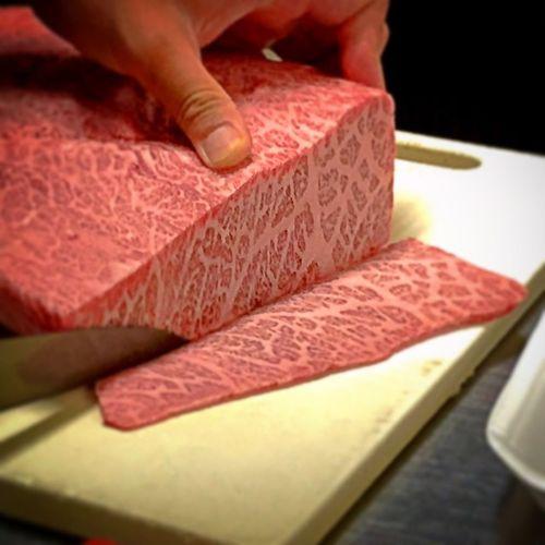 夢咲牛 霜降り肉