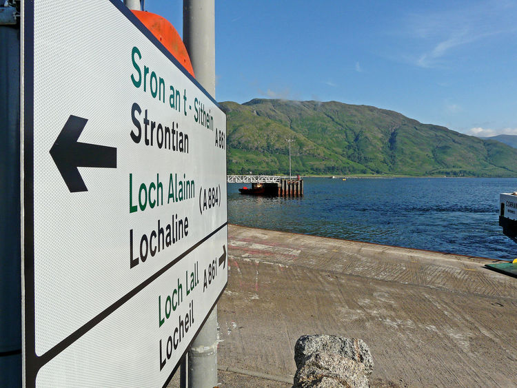 Loch Linnhe, Scotish Highlands Loch Linnhe Beauty In Nature Close-up Day Mountain Nature No People Outdoors Scenics Sea Sky Text Water